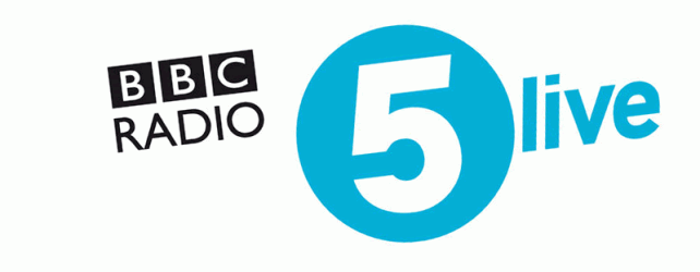 Sandy on BBC Radio 5 Live